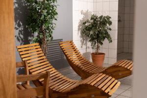 Fitnessstudio Bottrop - Saunabereich