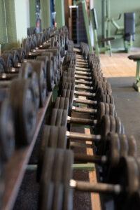 Fitnessstudio Bottrop - Trainingsfläche